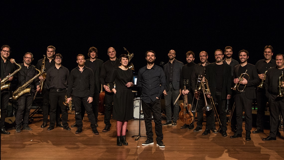 Anna Roig & Àlex Cassanyes Big Band Project